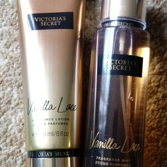 af8c3fa58ba Victoria s Secret Vanilla Lace Spray AND Lotion